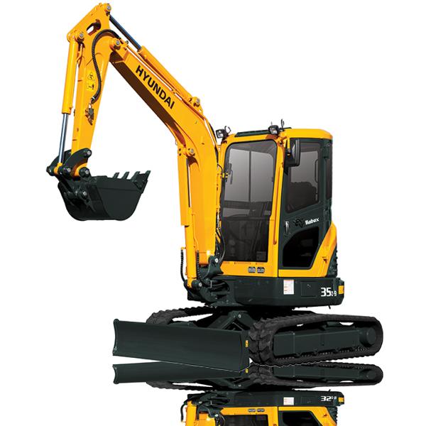 Mini-Excavator 35 Z9 Image