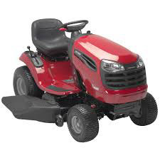 Lawn Mower (Ride) Image