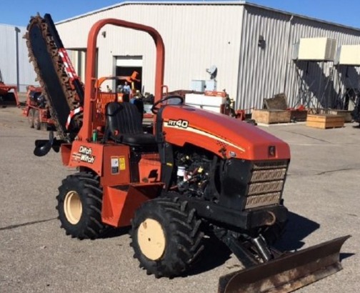 Ditch Witch RT40 Image