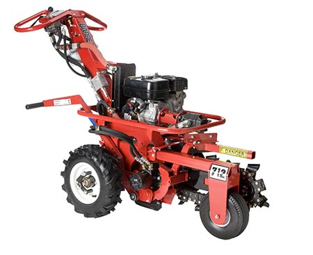 Mini Trencher 712MTH Image