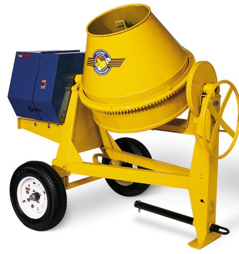 Gas Cement Mixer 95CM Image