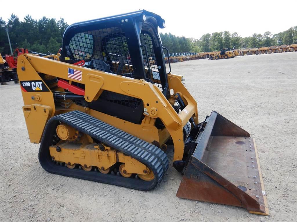 Cat 259 Skidsteer 72 Image