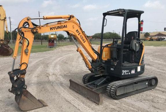 Mini-Excavator 27 Z Image